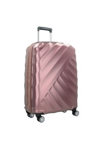 Titan - SHOOTING STAR L 4-ROLLEN - Wheeled suitcase - rose - 1