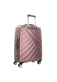 Titan - SHOOTING STAR L 4-ROLLEN - Wheeled suitcase - rose - 2