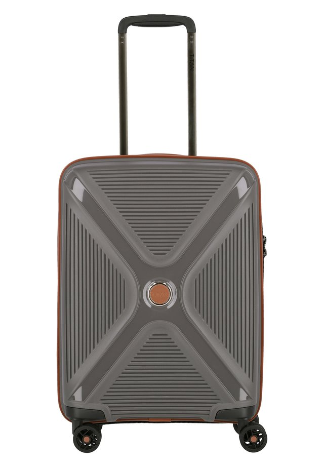 PARADOXX - Wheeled suitcase - anthracite