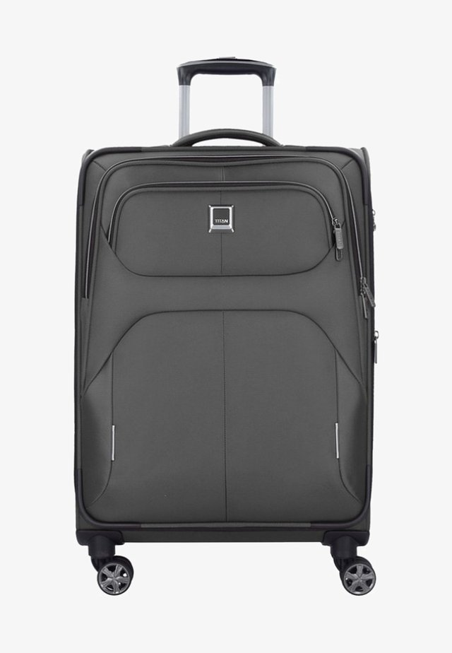 NONSTOP  - Wheeled suitcase - anthracite