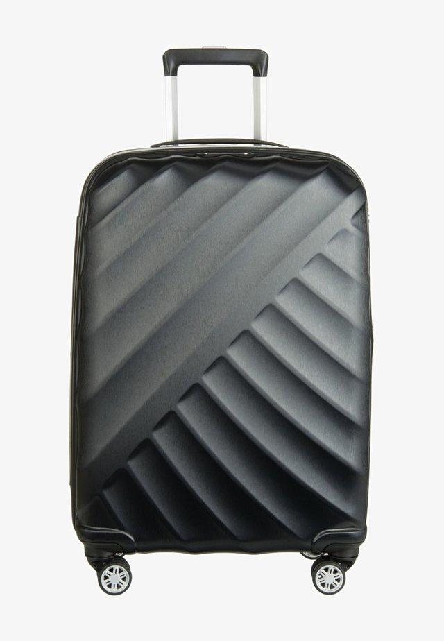 SHOOTING STAR  - Wheeled suitcase - black