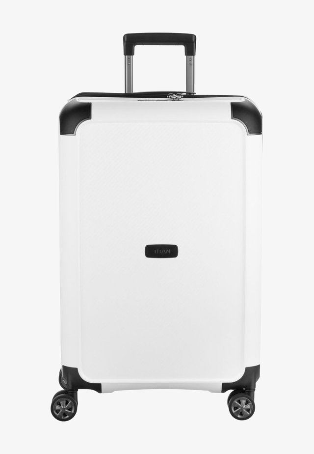 COMPAX  - Wheeled suitcase - white