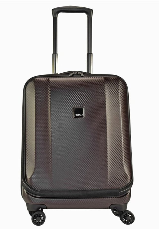 XENON DELUXE PILOTENKOFFER - Trolley - brown