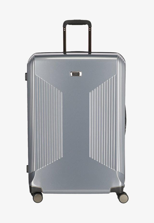 JUNO - Wheeled suitcase - silver