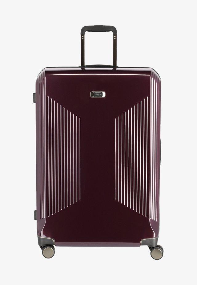 JUNO - Wheeled suitcase - dark purple