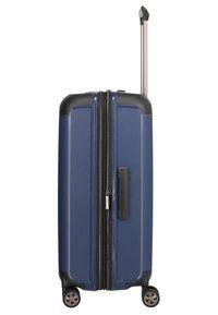 Titan - Luggage set - navy - 3