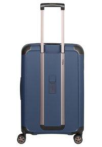 Titan - Luggage set - navy - 2