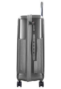 Titan - CODY - Valise à roulettes - silver - 2