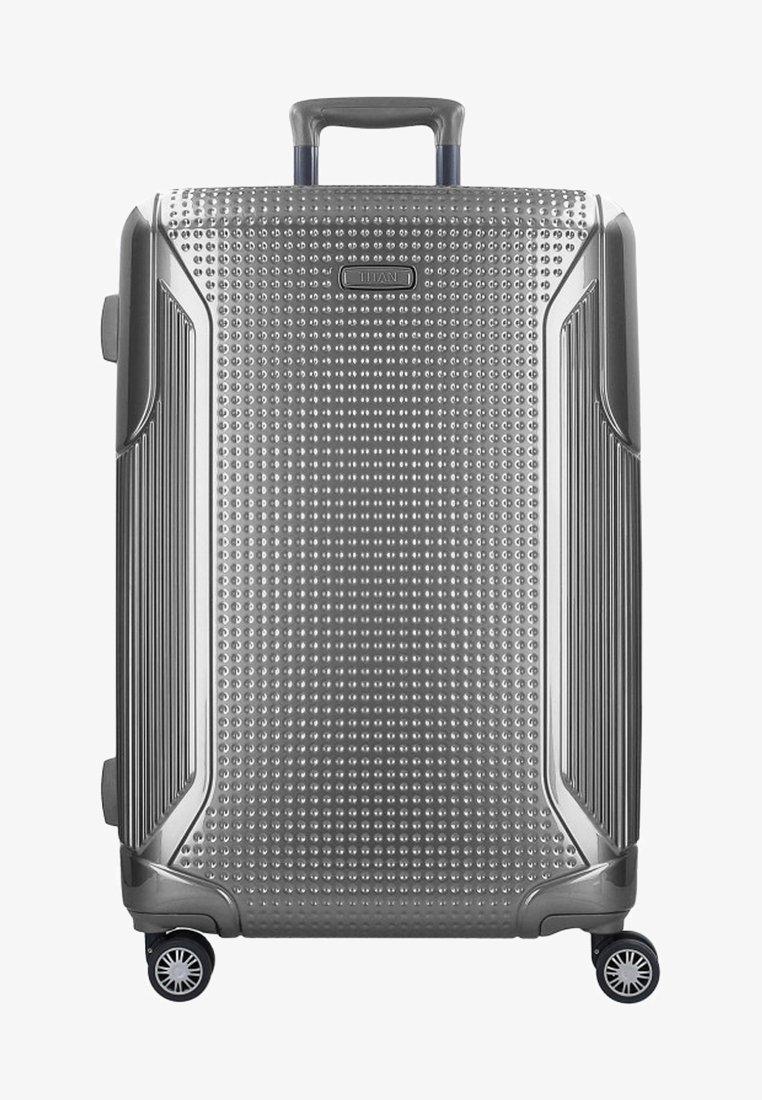 Titan - CODY - Valise à roulettes - silver