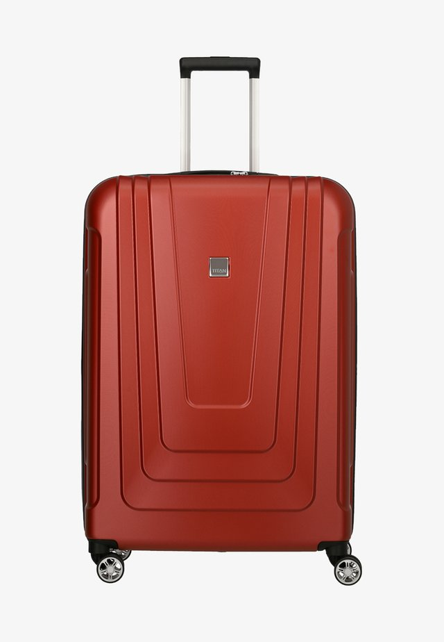 X-RAY  - Trolley - atomic red
