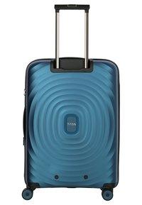 Titan - 3SET - Luggage set - petrol - 2