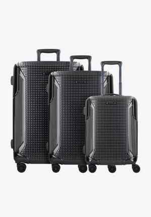 3SET - Set de valises - black