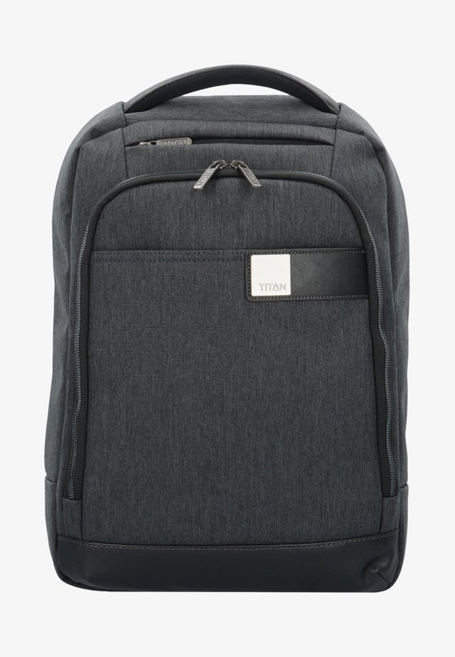 POWER PACK - Rucksack - mixed grey
