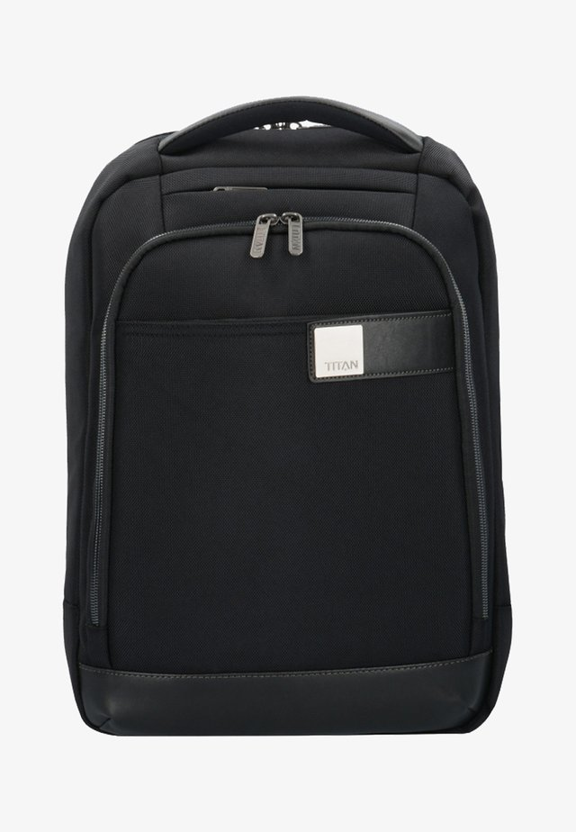 POWER PACK - Rucksack - black