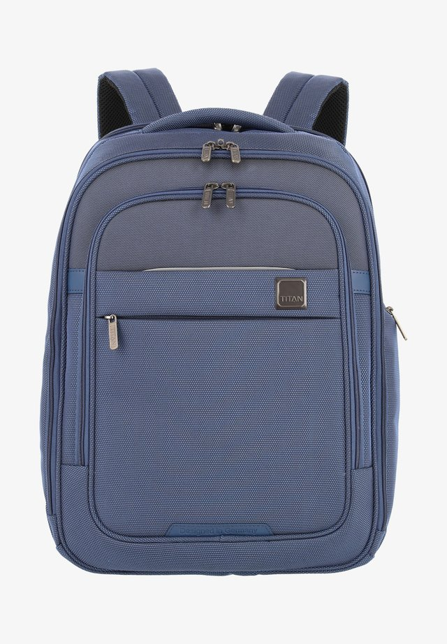PRIME BUSINESS - Rucksack - blue