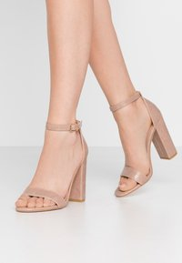 Tata Italia - Sandaler med høye hæler - nude - 0
