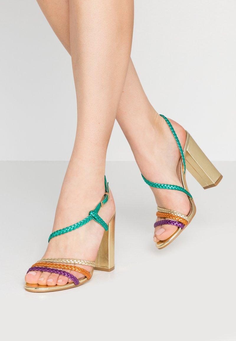 Tata Italia - Højhælede sandaletter / Højhælede sandaler - gold
