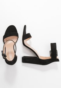 Tata Italia - Sandály na vysokém podpatku - black - 3