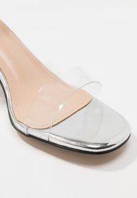 Tata Italia - Sandaler - silver - 2