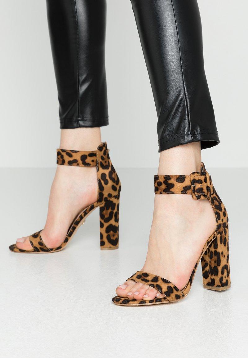 Tata Italia - High heeled sandals - brown