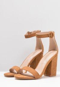 Tata Italia - Sandály na vysokém podpatku - nude - 4