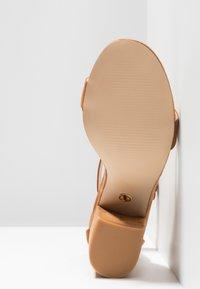 Tata Italia - Sandály na vysokém podpatku - nude - 6