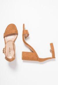 Tata Italia - Sandály na vysokém podpatku - nude - 3