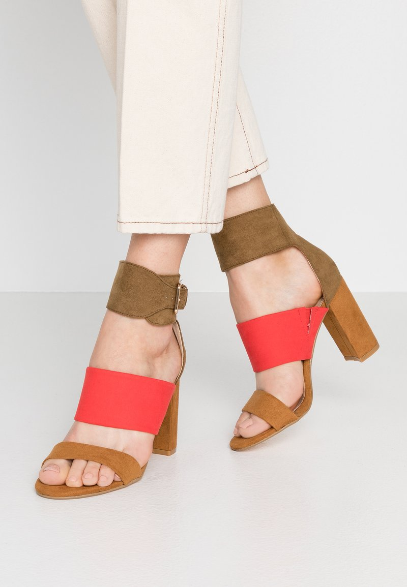 Tata Italia - Sandály na vysokém podpatku - multicolor