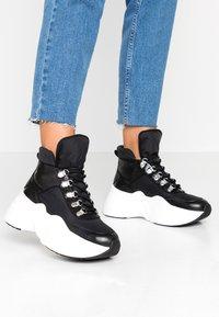 Tata Italia - Höga sneakers - black - 0