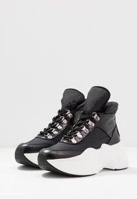 Tata Italia - Höga sneakers - black - 4