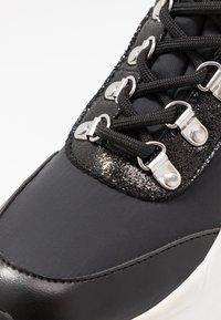 Tata Italia - Höga sneakers - black - 2
