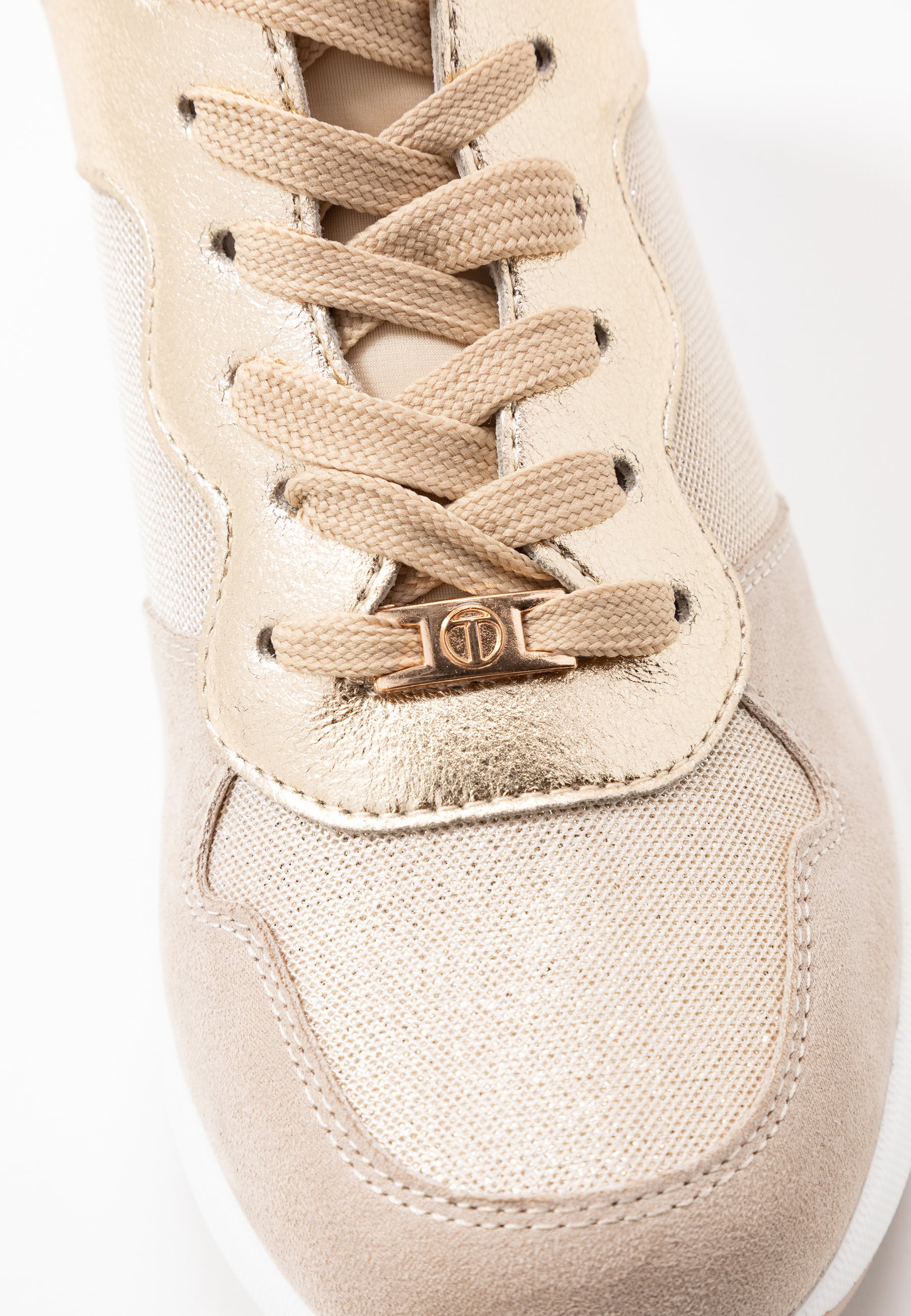 Tata Italia Joggesko - beige/gold