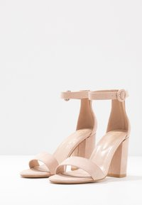 Tata Italia - Sandaler med høye hæler - nude - 4