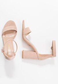 Tata Italia - Sandaler med høye hæler - nude - 3
