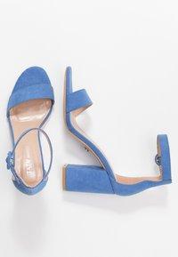 Tata Italia - Sandalen met hoge hak - blue - 3