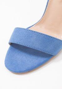 Tata Italia - Sandalen met hoge hak - blue - 2