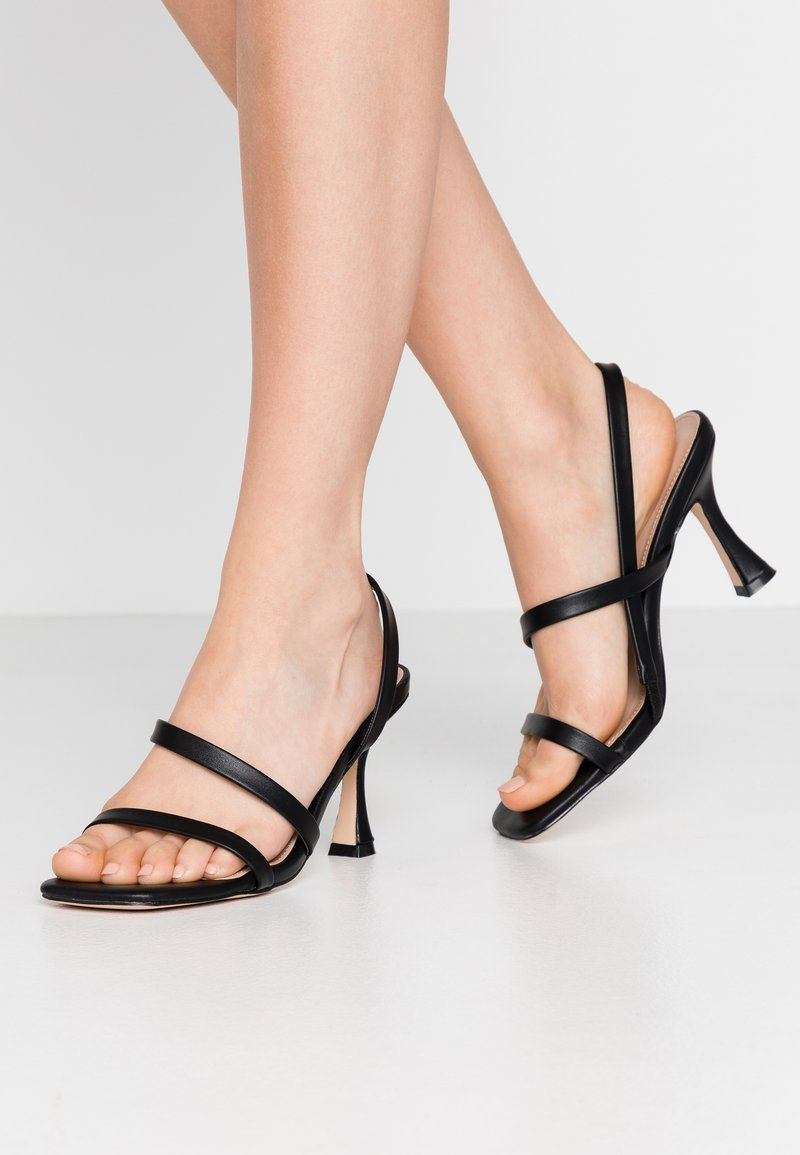 Tata Italia - High heeled sandals - black