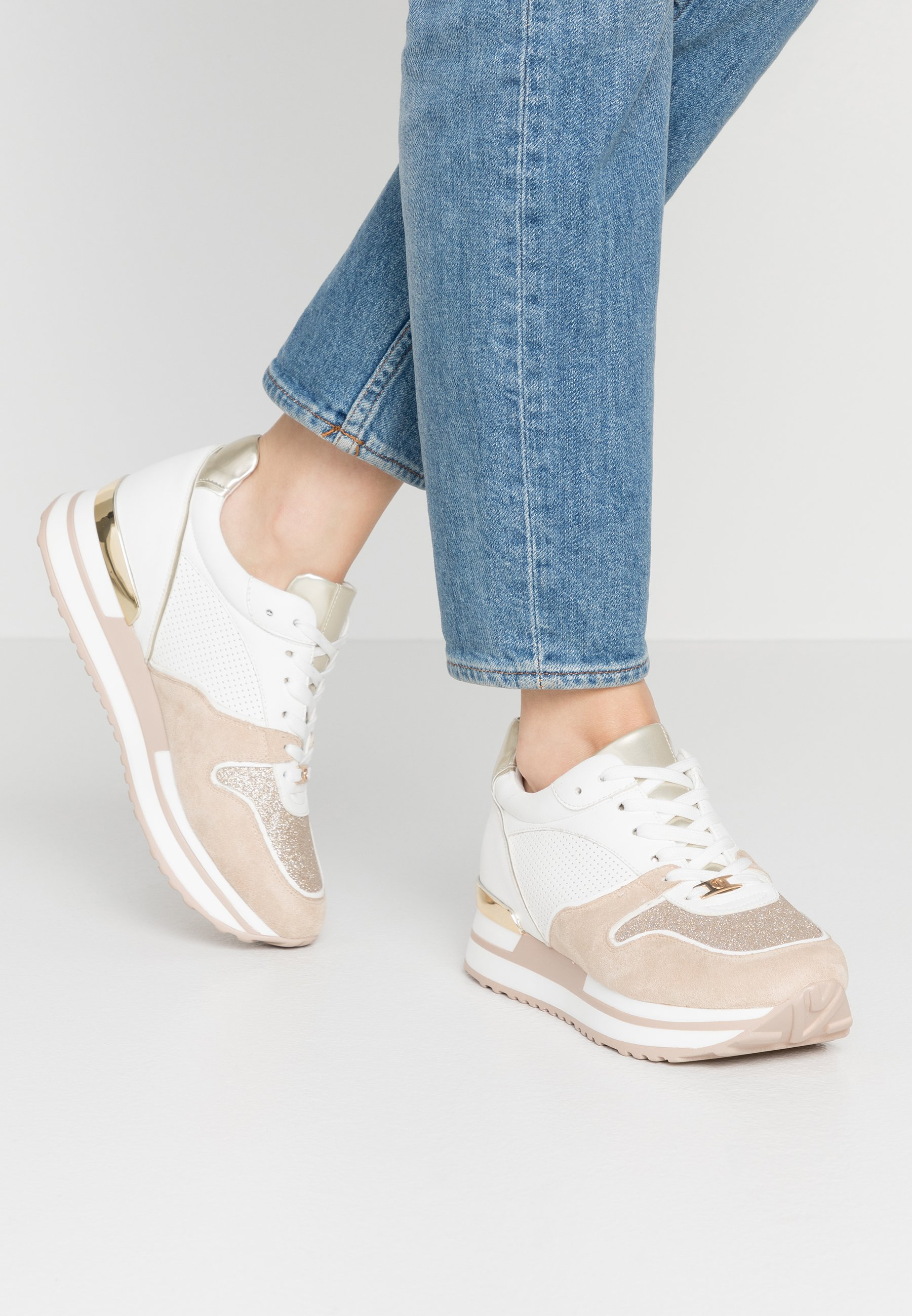 Tata Italia Sneakers - gold