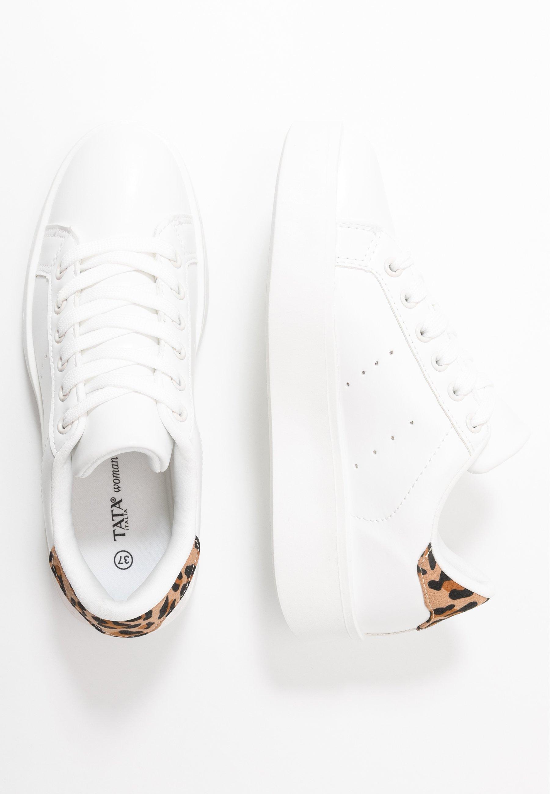 Tata Italia Sneakers Laag - White Goedkope Schoenen