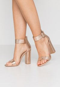 Tata Italia - High heeled sandals - rosegold - 0