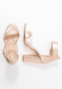 Tata Italia - High heeled sandals - rosegold - 3