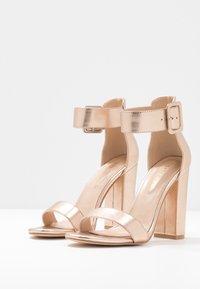 Tata Italia - High heeled sandals - rosegold - 4