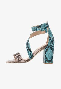 Tata Italia - Sandalen met hoge hak - pink/blue - 1