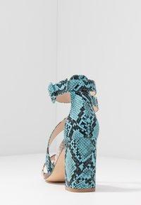 Tata Italia - Sandalen met hoge hak - pink/blue - 5
