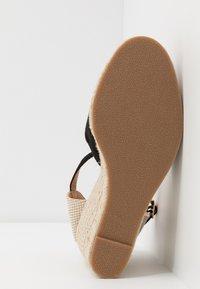 Tata Italia - Sandály na vysokém podpatku - black - 6