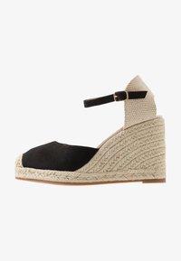 Tata Italia - Sandály na vysokém podpatku - black - 1