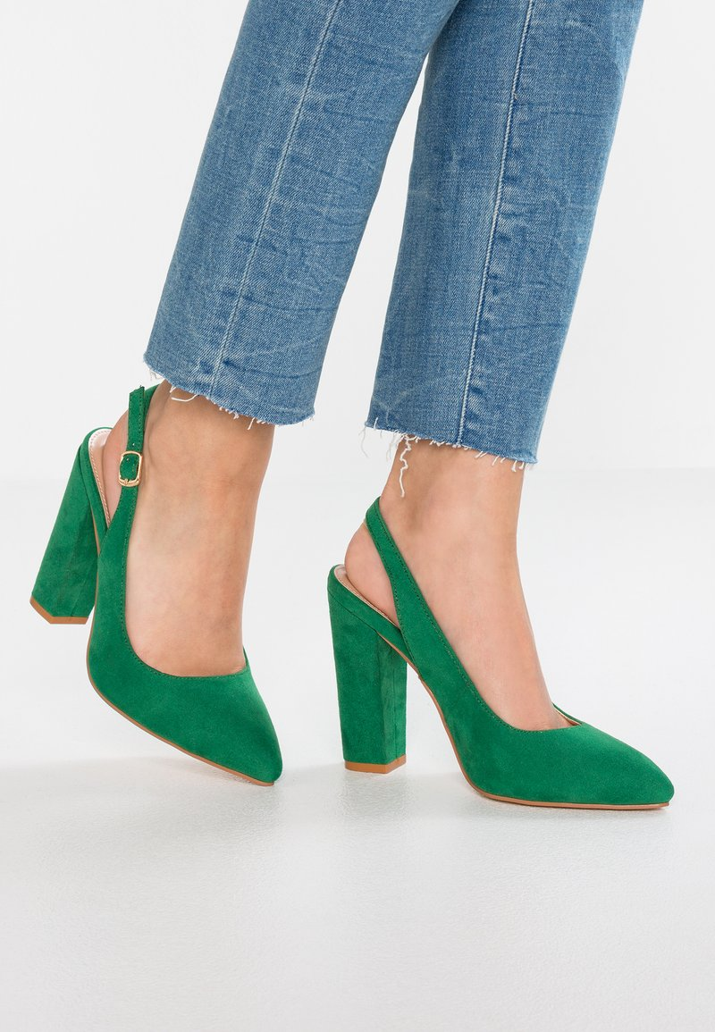 Tata Italia - High heels - green