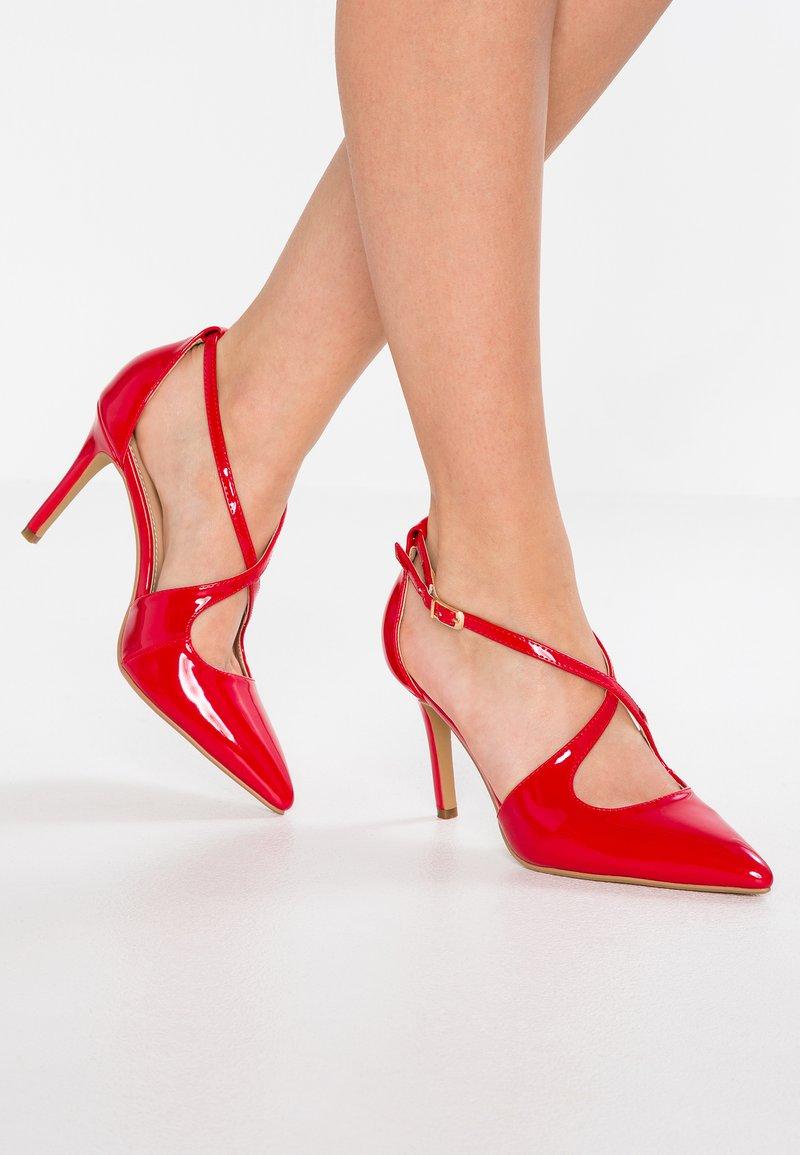 Tata Italia - Zapatos altos - red