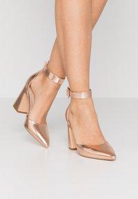 Tata Italia - High heels - champagne - 0