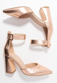 Tata Italia - High heels - champagne - 3